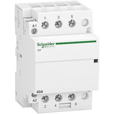 SCHNEIDER Kontaktor 3Z 40A 230V  AC ICT